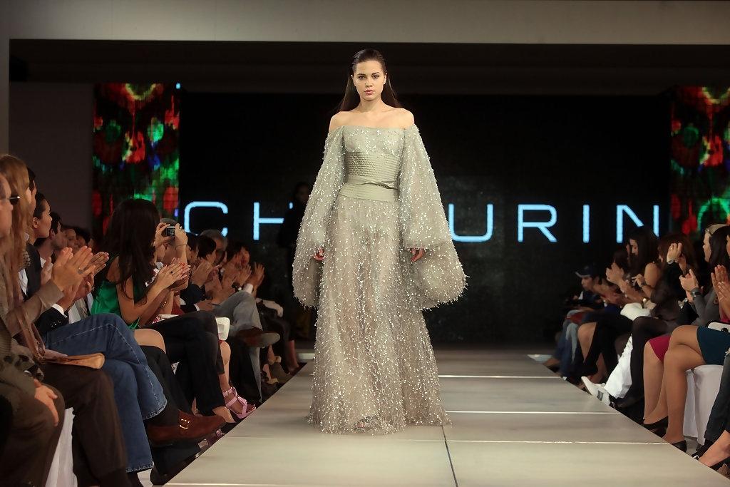 Chapurin, il rinomato stilista russo