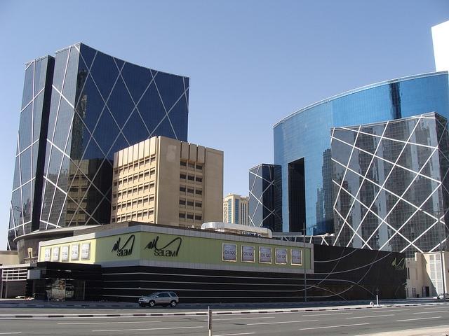 Non per caso il department store Salam è tra i negozi migliori del Wafi, infatti può essere considerato il più grandedell' U. A. E, con un estensione di ben10000 metri quadrati.  Diviso in quattro dipartimenti diversi,  offre ar