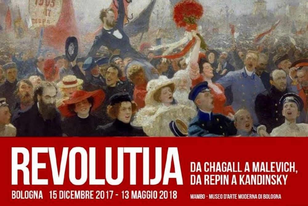 Revolutija-MAMbo Bologna -ALAIN LEPORATI -King Manichini