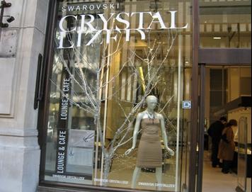 Swarovski Crystallized Shines